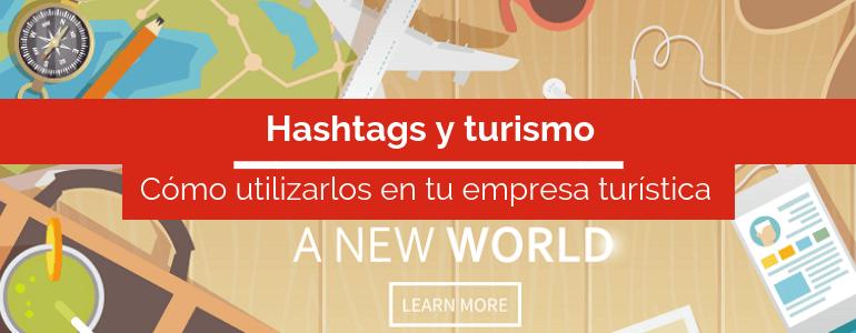 hashtag turismo y viajes