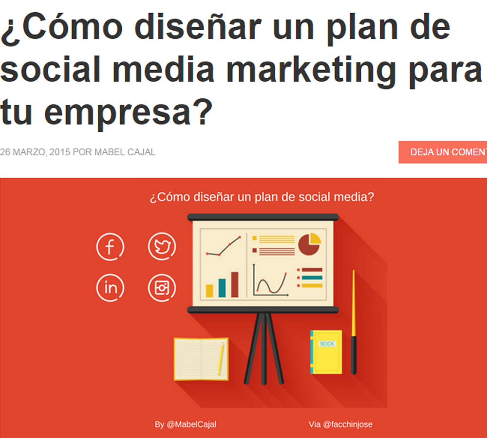 Qu es y c mo se hace plan de marketing en redes sociales for Plan social