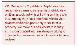 falsa denuncia tripadvisor