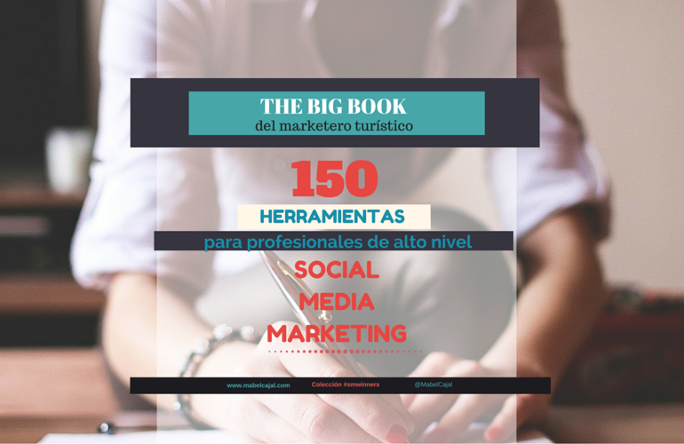 "EBook Gratis: ""150 Herramientas de Social Media Marketing"""