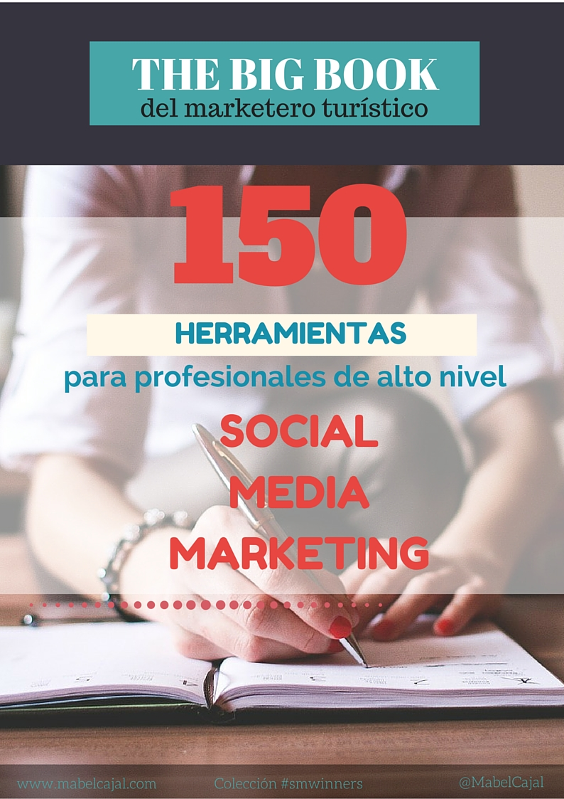 ? Ebook Gratis ➡️150 Herramientas de Social Media Marketing para profesionales de alto nivel.
