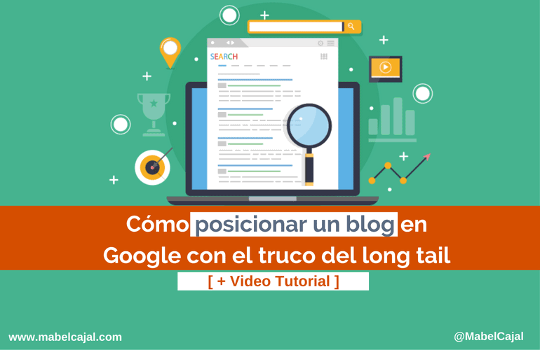 posicionar blog en google con long tail