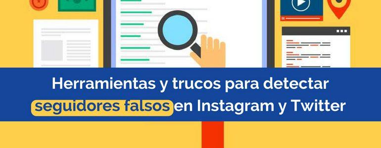 seguidores falsos instagram twitter