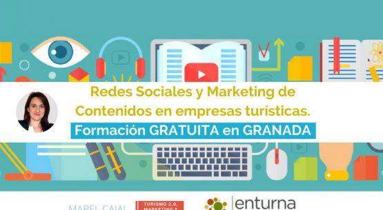 redes sociales turismo enturna