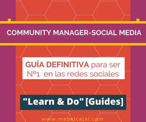 community manager en redes sociales y social media