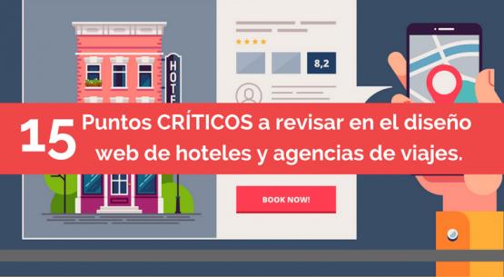 diseño web hoteles agencias viajes turismo