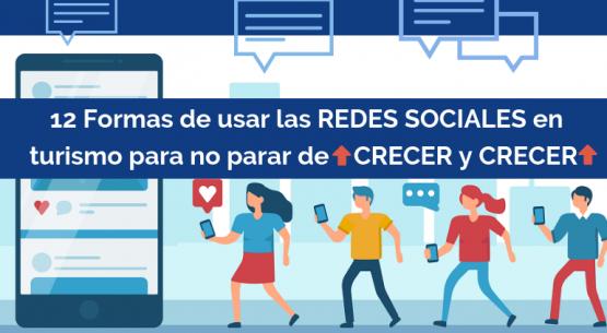 uso redes sociales turismo