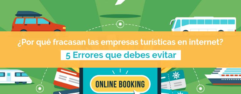 empresas turísticas digital