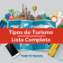 tipos de turismo