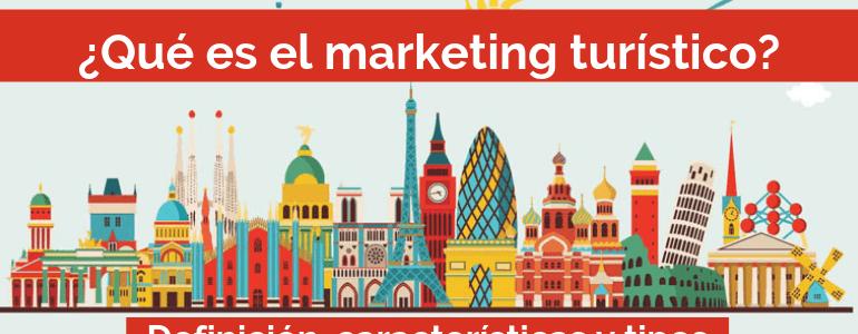 que es marketing turístico