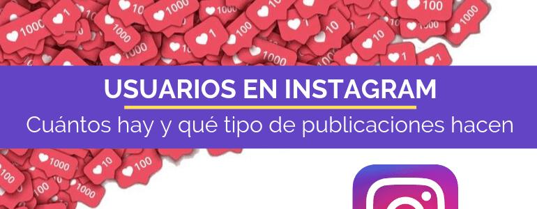 Usuarios Instagram
