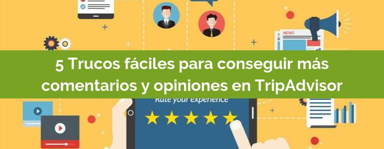 comentarios y opiniones tripadvisor